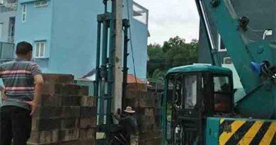 giá nhân công thi công ép cọc bê tông cốt thép