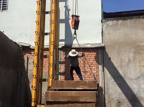 Ép cọc bê tông tại Hà Đông
