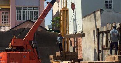 Các phương pháp đóng và ép cọc bê tông nhà dân nhà phố