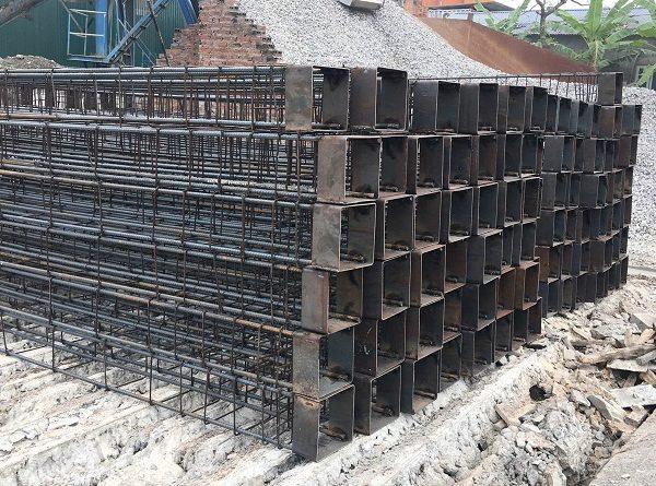 Quy trình thi công ép cọc bê tông cốt thép