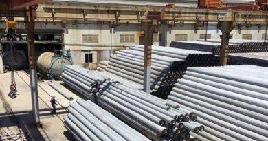 Nhà máy sản xuất cọc bê tông Ly Tâm